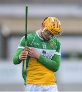 10 March 2019; Conor Langton of Offaly following the Allianz Hurling League Division 1B Relegation Play-off match between Offaly and Carlow at Bord na Móna O'Connor Park in Tullamore, Offaly. Photo by Eóin Noonan/Sportsfile