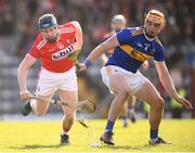 10 March 2019; Conor Lehane of Cork in action against Ronan Maher of Tipperary during the Allianz Hurling League Division 1A Round 5 match between Cork and Tipperary at Páirc Uí Rinn in Cork. Photo by Stephen McCarthy/Sportsfile