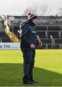 10 March 2019; Westmeath manager Joe Quaid during the Allianz Hurling League Division 2A Final match between Westmeath and Kerry at Cusack Park in Ennis, Clare. Photo by Sam Barnes/Sportsfile