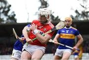 10 March 2019; Patrick Horgan of Cork in action against Cathal Barrett of Tipperary during the Allianz Hurling League Division 1A Round 5 match between Cork and Tipperary at Páirc Uí Rinn in Cork. Photo by Stephen McCarthy/Sportsfile