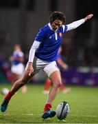 9 March 2019; Jessy Trémoulière of France during the Women's Six Nations Rugby Championship match between Ireland and France at Energia Park in Donnybrook, Dublin. Photo by Ramsey Cardy/Sportsfile