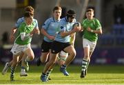 12 March 2019; Sean Egan of St Michael's College during the Bank of Ireland Leinster Rugby Schools Junior Cup Semi-Final match between Gonzaga College and St Michael's College at Energia Park in Donnybrook, Dublin. Photo by Eóin Noonan/Sportsfile