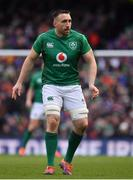 10 March 2019; Jack Conan of Ireland during the Guinness Six Nations Rugby Championship match between Ireland and France at the Aviva Stadium in Dublin. Photo by Brendan Moran/Sportsfile