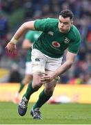 10 March 2019; James Ryan of Ireland during the Guinness Six Nations Rugby Championship match between Ireland and France at the Aviva Stadium in Dublin. Photo by Brendan Moran/Sportsfile