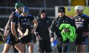16 March 2019; Dublin manager Mattie Kenny issues instructions ahead of the Allianz Hurling League Division 1 Quarter-Final match between Tipperary and Dublin at Semple Stadium in Thurles, Tipperary. Photo by Daire Brennan/Sportsfile