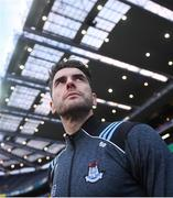 16 March 2019; Bernard Brogan of Dublin prior to the Allianz Football League Division 1 Round 6 match between Dublin and Tyrone at Croke Park in Dublin. Photo by David Fitzgerald/Sportsfile