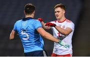 16 March 2019; Conor Meyler of Tyrone in action against Brian Howard of Dublin during the Allianz Football League Division 1 Round 6 match between Dublin and Tyrone at Croke Park in Dublin. Photo by David Fitzgerald/Sportsfile