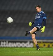 16 March 2019; Stephen Cluxton of Dublin during the Allianz Football League Division 1 Round 6 match between Dublin and Tyrone at Croke Park in Dublin. Photo by David Fitzgerald/Sportsfile