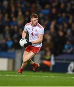 16 March 2019; Cathal McShane of Tyrone during the Allianz Football League Division 1 Round 6 match between Dublin and Tyrone at Croke Park in Dublin. Photo by David Fitzgerald/Sportsfile