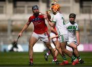17 March 2019; Conor Cooney of St Thomas' in action against Darren Mullen of Ballyhale Shamrocks during the AIB GAA Hurling All-Ireland Senior Club Championship Final match between Ballyhale Shamrocks and St Thomas' at Croke Park in Dublin. Photo by Harry Murphy/Sportsfile