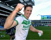 17 March 2019; Colin Fennelly of Ballyhale Shamrocks celebrates following the AIB GAA Hurling All-Ireland Senior Club Championship Final match between Ballyhale Shamrocks and St Thomas' at Croke Park in Dublin. Photo by Harry Murphy/Sportsfile