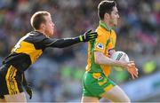 17 March 2019; Ian Burke of Corofin in action against Fionn Fitzgerald of Dr. Crokes' during the AIB GAA Football All-Ireland Senior Club Championship Final match between Corofin and Dr Crokes' at Croke Park in Dublin. Photo by Piaras Ó Mídheach/Sportsfile