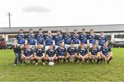 17 March 2019; The Longford RFC squad before the Bank of Ireland Leinster Provincial Towns Cup Quarter-Final match between Longford RFC and Kilkenny RFC at Longford RFC in Longford. Photo by Matt Browne/Sportsfile