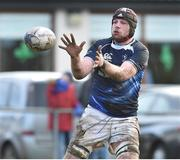17 March 2019; Barry Stewart of Longford RFC during the Bank of Ireland Leinster Provincial Towns Cup Quarter-Final match between Longford RFC and Kilkenny RFC at Longford RFC in Longford. Photo by Matt Browne/Sportsfile