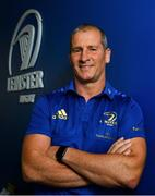 18 March 2019; Senior coach Stuart Lancaster poses for a portrait ahead of a Leinster Rugby press conference at Leinster Rugby Headquarters in UCD, Dublin. Photo by Ramsey Cardy/Sportsfile