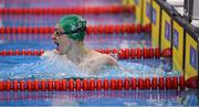 18 March 2019; Team Ireland's Jack McFadden, a member of the Phoenix Flyers SO Club,from Dublin 15, Co. Dublin, at the last turn on his way to winning a Gold Medal in the 200m breaststroke, in a time of 3:06.15, at the Hamdan Sports Complex on Day Four of the 2019 Special Olympics World Games in the Abu Dhabi National Exhibition Centre, Abu Dhabi, United Arab Emirates. Photo by Ray McManus/Sportsfile