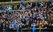 19 March 2019; St Michael's Enniskillen supporters during the Danske Bank MacRory Cup Final match between St Michael's Enniskillen and Omagh CBS at the Athletic Grounds in Armagh. Photo by Oliver McVeigh/Sportsfile