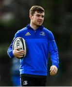 18 March 2019; Luke McGrath during Leinster Rugby squad training at Rosemount in UCD, Dublin. Photo by Ramsey Cardy/Sportsfile
