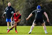 18 March 2019; Jamison Gibson-Park during Leinster Rugby squad training at Rosemount in UCD, Dublin. Photo by Ramsey Cardy/Sportsfile