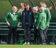 20 March 2019; Jonathan Walters during a Republic of Ireland training session at the FAI National Training Centre in Abbotstown, Dublin. Photo by Stephen McCarthy/Sportsfile
