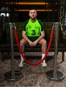 20 March 2019; Jack Byrne of Republic of Ireland poses for a portrait during a squad portrait session at their team hotel in Dublin. Photo by Stephen McCarthy/Sportsfile
