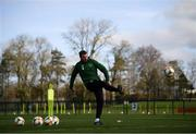 20 March 2019; Republic of Ireland goalkeeping coach Alan Kelly during a Republic of Ireland training session at the FAI National Training Centre in Abbotstown, Dublin. Photo by Stephen McCarthy/Sportsfile