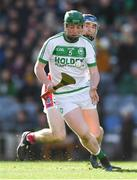 17 March 2019; Evan Shefflin of Ballyhale Shamrocks in action against Conor Cooney of St Thomas' during the AIB GAA Hurling All-Ireland Senior Club Championship Final match between Ballyhale Shamrocks and St Thomas' at Croke Park in Dublin. Photo by Piaras Ó Mídheach/Sportsfile