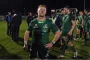22 March 2019; Kieran Marmion of Connacht after the Guinness PRO14 Round 18 match between Connacht and Benetton Rugby at The Sportsground in Galway. Photo by Brendan Moran/Sportsfile