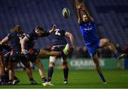 22 March 2019; Henry Pyrgos of Edinburgh in action against Conor O'Brien of Leinster during the Guinness PRO14 Round 18 match between Edinburgh and Leinster at BT Murrayfield Stadium in Edinburgh, Scotland. Photo by Ramsey Cardy/Sportsfile