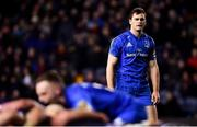 22 March 2019; Conor O'Brien of Leinster during the Guinness PRO14 Round 18 match between Edinburgh and Leinster at BT Murrayfield Stadium in Edinburgh, Scotland. Photo by Ramsey Cardy/Sportsfile