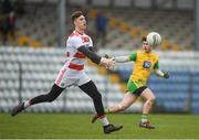 16 March 2019; Mark White of Cork during the Allianz Football League Division 2 Round 6 match between Cork and Donegal at Páirc Uí Rinn in Cork. Photo by Eóin Noonan/Sportsfile