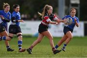 23 March 2019; Erin McConnell of Wicklow RFC during the Bank of Ireland Leinster Rugby Women's Division 2 Cup Final match between Wicklow RFC and Edenderry RFC at Naas RFC in Naas, Kildare. Photo by Piaras Ó Mídheach/Sportsfile