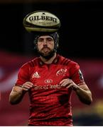 23 March 2019; Duncan Williams of Munster during the Guinness PRO14 Round 18 match between Munster and Zebre at Thomond Park in Limerick. Photo by Diarmuid Greene/Sportsfile