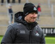 24 March 2019; Dublin manager Jim Gavin before the Allianz Football League Division 1 Round 7 match between Cavan and Dublin at Kingspan Breffni in Cavan. Photo by Ray McManus/Sportsfile