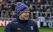 24 March 2019; Cavan manager Mickey Graham before the Allianz Football League Division 1 Round 7 match between Cavan and Dublin at Kingspan Breffni in Cavan. Photo by Ray McManus/Sportsfile