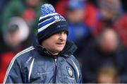 24 March 2019; Monaghan manager Malachy O'Rourke before the Allianz Football League Division 1 Round 7 match between Mayo and Monaghan at Elverys MacHale Park in Castlebar, Mayo. Photo by Piaras Ó Mídheach/Sportsfile