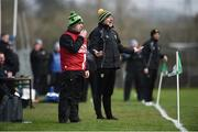 24 March 2019; Donegal Manager Declan Bonner on the sideline during the Allianz Football League Division 2 Round 7 match between Donegal and Kildare at Fr. Tierney Park in Ballyshannon, Donegal. Photo by Oliver McVeigh/Sportsfile