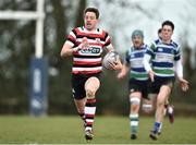 24 March 2019; Richie Dunne of Enniscorthy RFC during the Bank of Ireland Provincial Towns Cup Semi-Final match between Enniscorthy RFC and Gorey RFC at Wexford Wanderers RFC in Wexford. Photo by Matt Browne/Sportsfile
