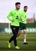 25 March 2019; Sean Maguire during Republic of Ireland Squad Training at FAI NTC, Abbotstown, Dublin. Photo by Stephen McCarthy/Sportsfile