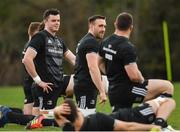 25 March 2019; James Ryan and Jack Conan during Leinster squad training at Rosemount in UCD, Dublin. Photo by Ramsey Cardy/Sportsfile