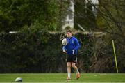 25 March 2019; Jonathan Sexton during Leinster squad training at Rosemount in UCD, Dublin. Photo by Ramsey Cardy/Sportsfile