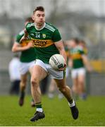 24 March 2019; James O'Donoghue of Kerry during the Allianz Football League Division 1 Round 7 match between Roscommon and Kerry at Dr. Hyde Park in Roscommon. Photo by Sam Barnes/Sportsfile