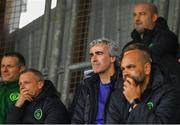 25 March 2019; Charlotte Independence head coach Jim McGuinness during the U17 International Friendly match between Republic of Ireland and Finland at Tallaght Stadium in Tallaght, Dublin. Photo by Eóin Noonan/Sportsfile