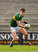 24 March 2019; Sean O'Shea of Kerry during the Allianz Football League Division 1 Round 7 match between Roscommon and Kerry at Dr. Hyde Park in Roscommon. Photo by Sam Barnes/Sportsfile