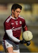 16 March 2019; Shane Walsh of Galway during the Allianz Football League Division 1 Round 6 match between Galway and Roscommon at Pearse Stadium in Salthill, Galway.  Photo by Sam Barnes/Sportsfile