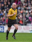 24 March 2019; Referee John Keenan during the Allianz Hurling League Division 1 Semi-Final match between Limerick and Dublin at Nowlan Park in Kilkenny. Photo by Brendan Moran/Sportsfile