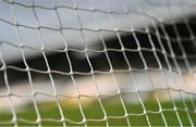 24 March 2019; A goal net is seen prior to the Allianz Hurling League Division 1 Semi-Final match between Limerick and Dublin at Nowlan Park in Kilkenny. Photo by Brendan Moran/Sportsfile