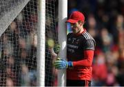 24 March 2019; Mayo goalkeeper David Clarke during the Allianz Football League Division 1 Round 7 match between Mayo and Monaghan at Elverys MacHale Park in Castlebar, Mayo. Photo by Piaras Ó Mídheach/Sportsfile