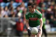 24 March 2019; Stephen Coen of Mayo during the Allianz Football League Division 1 Round 7 match between Mayo and Monaghan at Elverys MacHale Park in Castlebar, Mayo. Photo by Piaras Ó Mídheach/Sportsfile