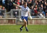 24 March 2019; Jack McCarron of Monaghan during the Allianz Football League Division 1 Round 7 match between Mayo and Monaghan at Elverys MacHale Park in Castlebar, Mayo. Photo by Piaras Ó Mídheach/Sportsfile